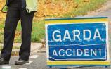 Emergency services attend scene of Limerick road crash