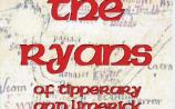 Book launch of The Ryans of Tipperary and Limerick