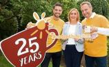 Keith Duffy, Anne Marie Hayes, Milford Care Centre and comedian Mario Rosenstock help launch Ireland's biggest coffee morning