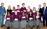 Limerick students share in €10,000 scholarship
