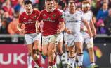 Munster name side to face Glasgow Warriors