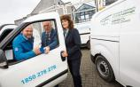 Irish Water spends €1.3m on new vans for Limerick