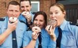 gt Denis Winters, Garda Paul Howard, Garda Caroline Mulcahy and Sgt.Michaela Moloney