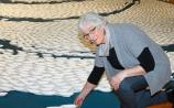The stunning art installation of over 5,000 ceramic boats is on display in UL in the Bourne Vincent gallery
