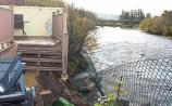 Cllr Michael Collins has called on Minister of State Patrick O'Donovan to deliver on funding for the riverbank