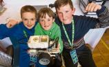 Killoughteen pupils are Limerick's robo-champs