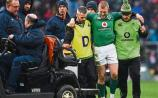 Munster coach Johann van Graan fears Keith Earls will be out 'for quite a long time'