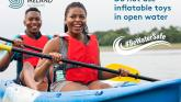 Limerick Council, Sports Partnership and Sport Ireland promote 'Water Safety'