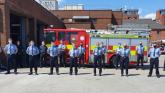 Limerick gardaí and firefighters team up for emergency training