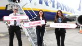 Festive atmosphere at Shannon Airport as first Corfu service takes off