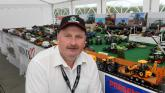 Limerick model collector ploughs ahead with diecast display on 30th anniversary of championships