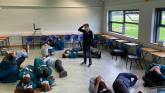 National television star delivers acting workshop to Limerick students