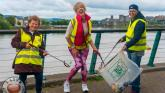 WATCH: 'Shannon Banks' stars in Limerick anti-litter campaign