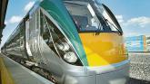Iarnród Éireann says there is currently a 75% capacity on train services