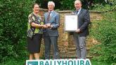 Ballyhoura Development's scoops major national all-star award