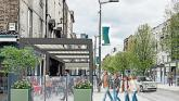 Council reveals 'far-reaching' proposals for al-fresco dining in Limerick