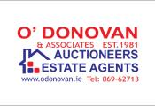 O'Donovan and Associates, Auctioneers & Valuers