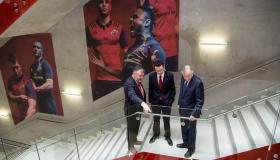 WATCH: UL opens new €15m sporting facilities