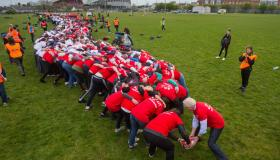 WATCH: Limerick IT students break world record in Scrum for Axel