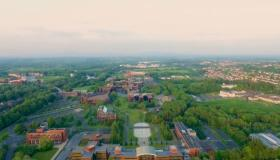 WATCH: Stunning drone footage of University of Limerick campus