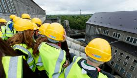 WATCH: Iconic Ardnacrusha power station opens up to visitors