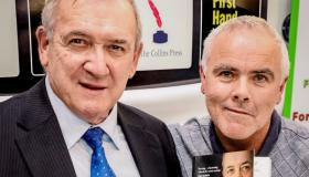 SLIDESHOW: Former Ireland and Limerick Utd manager Eoin Hand launches his autobiography