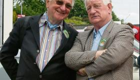 Limerick's Gerard Collins looks back on a political life after 50 years