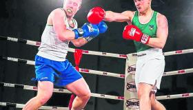 SLIDESHOW: Limerick hurlers in bruising boxing bouts