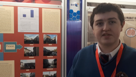 WATCH: Limerick student finds out how Newcastle West has changed over 50 years at Young Scientist