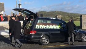 WATCH: 'Her talent was worth its weight in gold' - Dolores O'Riordan's funeral takes place in Limerick