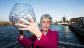 Limerick Person of the Year: Sr Helen Culhane founded the Children's Grief Centre in 2009 Picture: Oisin McHugh