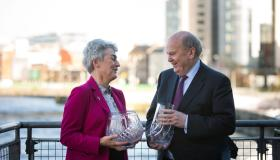 WATCH: Michael Noonan and Sr Helen Culhane honoured at Limerick Person of the Year