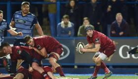 WATCH: Munster Cardiff Pro14