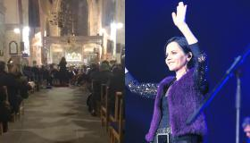 Limerick School of Music's senior orchestra performing Zombie as a tribute to Dolores O'Riordan at St Mary's Cathedral