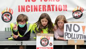 WATCH: 'We are not going away' - Crowds march in Limerick against Irish Cement plans