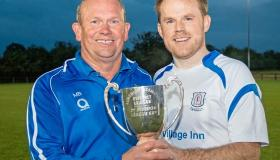 SLIDESHOW: St Ita's claim Division 2 League Cup in win over Glin Rovers 'B'