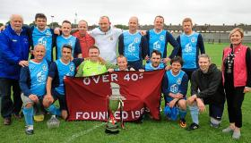 SLIDESHOW: Athlunkard Villa secure Over 40's crown