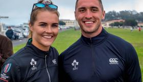 WATCH: Limerick rugby stars shine bright in San Francisco