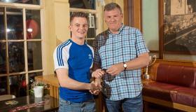 SLIDESHOW: Adare GAA celebrate Limerick U-21 football title