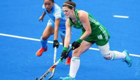 WATCH: Limerick's Upton helps Ireland Women's Hockey team defeat India at World Cup