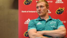 WATCH:  Munster Rugby's Keith Earls on his return to play and his meeting with the Limerick Senior hurlers
