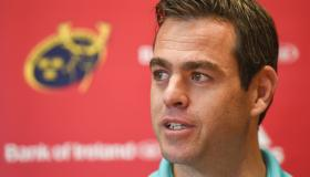 WATCH: Munster's Johann van Graan on his side's new attacking threat