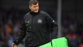 WATCH: Exeter Chiefs' Rob Baxter reacts to draw with Munster Rugby