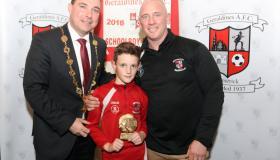 SLIDESHOW: Geraldines AFC host annual underage awards