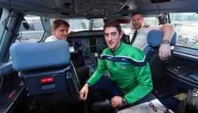 SLIDESHOW: Limerick hurling stars fly out to Boston for Fenway Classic