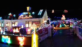 WATCH: Two Limerick homes in running for title of Ireland's Most Christmassy
