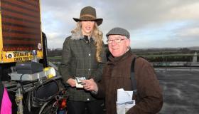SLIDESHOW: Limerick Racecourse and Mr Binman launch Christmas Racing Festival