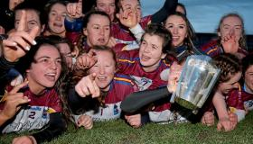SLIDESHOW: UL Camogie claim fourth Ashbourne Cup in a row