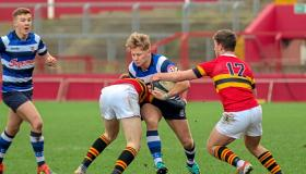 SLIDESHOW: Action from Clayton Hotels Munster Senior Cup double header