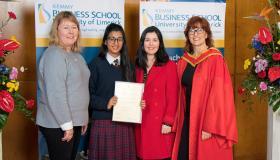 SLIDESHOW: Limerick's A1 Junior Cert Business Studies  students honoured